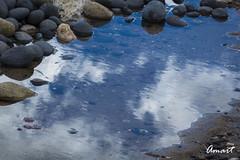CloudsAndStones (amart1976) Tags: nikond5200 sea lasnegras almería spain outdoor landscape
