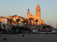 Sitges (Nicote) Tags: town about 35 kilometres southwest barcelona located between garraf massif sea one most gayfriendly places world