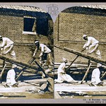 A VISIT TO OLD KOREA in 1902, No.12 --  Korea As it Was, Captured in 3-D by HERBERT G. PONTING thumbnail