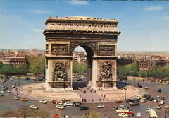 Paris (Steenvoorde Leen - 2.3 ml views) Tags: parijs paris arcdetriomphe