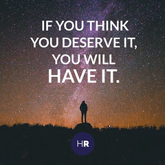 You will have it, if you deserve it (Harun-Rashid) Tags: socialquotes business startup insipre entrepreneur deserve businessideas hardwork harunrashid youngmuslimentrepreneur muslimmastermind