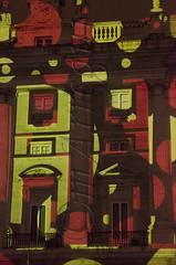 Extraas formas y colores (mArregui) Tags: wwwarreguimeluscom marregui nikon palacio palacioreal madrid fiesta fiestanacional color luz luces siluetas arquitectura madriddelosaustrias