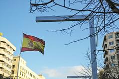 Paseo Independencia001 (jmig1) Tags: zaragoza nikon d70 bandera espaa
