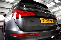 Audi Q5 Ceramic PRO protection (Sean at Monsterwraps Ltd) Tags: monsterwraps southampton hampshire ceramicpro ceramicpro9h ceramicsealant newcarprotection paintprotection audi q5 sq5 audiq5