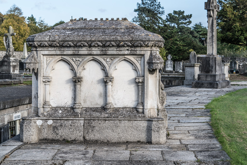 A QUICK VISIT TO GLASNEVIN CEMETERY[SONY F2.8 70-200 GM LENS]-122077