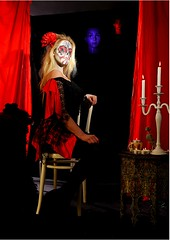 Halloween (Alan Wiltcher) Tags: club studio halloween ghostly