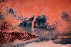 Sunrise Sunset (ebergcanada) Tags: abstract car carscapes arttrouv painterly detail rust
