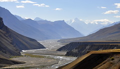 Spectacular Spiti. (mala singh) Tags: india mountains river valley himalayas spiti himachalpradesh