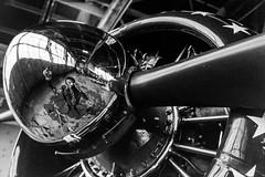 _DSC9824-Edit (RealStephenTang) Tags: blackandwhite film monochrome 35mm airplane blackwhite olympus hp5 filmcamera pushed mjuii ilford stylusepic hp5plus 800iso