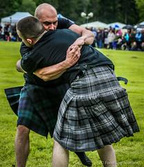 Jack McClusky & Andy Pratt (FotoFling Scotland) Tags: kilt perthshire wrestler highlandgames kilted meninkilts blairatholl andypratt scottishwrestlingbond wrestlingbond jackmcclusky blairathollgathering