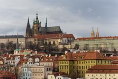 Prask hrad - Prague Castle (kjelljoran) Tags: castle prague prag praha praskhrad praguecastle