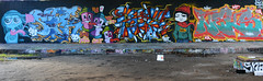 graffiti amsterdam (wojofoto) Tags: streetart amsterdam graffiti bust sick hof sket zaira flevopark amsterdamsebrug neks wolfgangjosten wojofoto shril