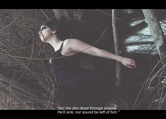 Living in the State of Dreaming (Ecliptica Equinoccia) Tags: girl poem dream pale