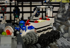 12_Granite_Grinder (LegoMathijs) Tags: expedition wire energy power lego crystal space el vehicles technic modular planet scifi 20 monorail functions mindstorms containers miners moc units nxt ores legomathijs oswion
