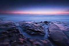 The Pool of Galene (Sairam Sundaresan) Tags: ocean california sunset sea pool stars twilight sandiego tide 5d tidepools sairam timescape galene 5dmarkiii sairamsundaresan