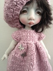 OOAK outfit #1 for Grook by Nefer Kane (Soneekk) Tags: outfit doll handmade bjd kane nefer grook