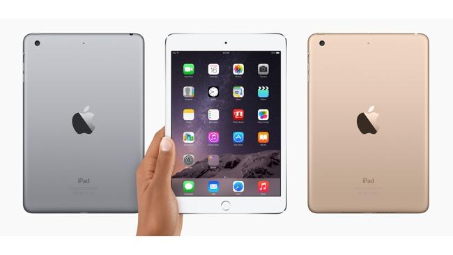 ipad tablet sales figures down