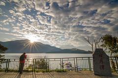DSC_3227 (Wesley Yang ) Tags: sun moon lake    d7000 tokina1116mm