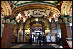 Barcellona - Palazzo della Musica 01 (BeSigma) Tags: barcelona travel nikon musica palazzo viaggi vr barcellona vacanze spagna d600 palao 24120
