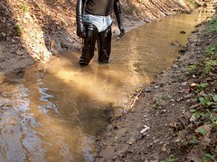 IM003035 (hymerwaders) Tags: high boots thigh overknee pvc lack stiefel