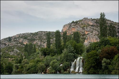 Roški Slap (Parque Nacional Krka, Croacia)