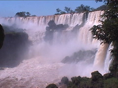 The Beauty of Iguazu Falls