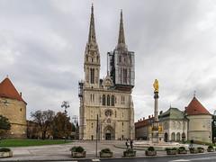 Zagreb-7.jpg (Helmut Wendeler aus Hanau) Tags: kathedrale zagreb kroatien wendeler kroatein helmutwendeler