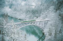 (Yang Fong Ming) Tags: snow film nikon fujifilm f3  200mm tadami pro400h