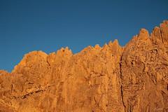 Red Rocks (magoago82) Tags: sunset red mountain trekking canon eos landscapes rocks hiking di gran tivo abruzzo sasso prati franchetti