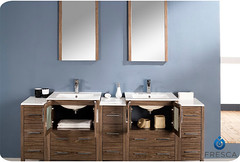 FVN62-72WB-UNS_4 (Burroughs_Hardwoods) Tags: bathroom mirror bath sink cabinet furniture mirrors double storage sinks cabinets countertops cabinetry vanities