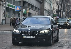 AA4449MA (Vetal_888) Tags: ukraine f10 bmw kyiv aa licenseplates 5series україна київ номернізнаки aa4449ma
