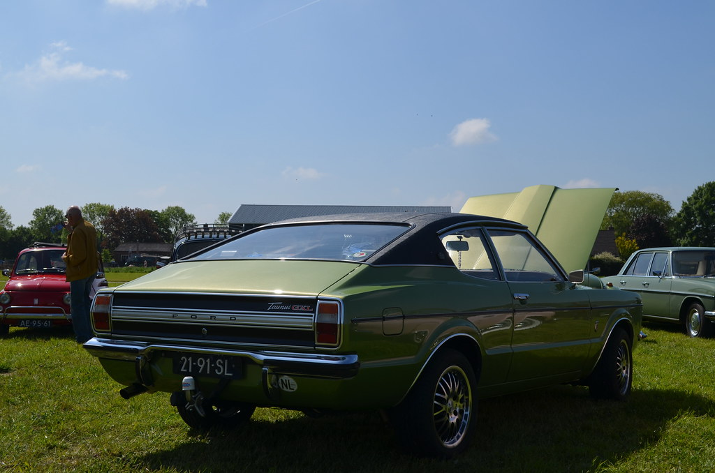 The world 39 s best photos of coupe and gxl flickr hive mind - Ford taunus gxl coupe 2000 v6 1971 ...
