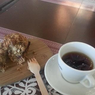#plantation #colddrip#coffee #oatcake #fivestars