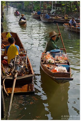Рынок на воде | Thailand