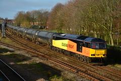 60076 6E32 (British Rail 1980s and 1990s) Tags: colas prestondocks 60076 6e32
