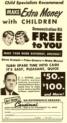 1952-File Photo Digital Archive (File Photo Digital Archive) Tags: vintage advertising 1950s 1952
