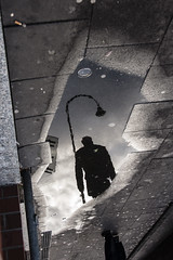 (orestis f) Tags: street people reflection silhouette digital germany deutschland cologne dslr explored nikond90 nikkorafs1820031mm