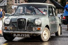 BJR 395B - Wolsely - on the road (grahamrobb888) Tags: cars scotland nikon rally birnam rallycars d5100