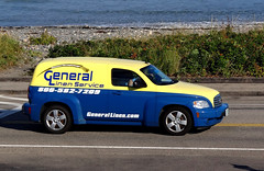 General Linen Service (Jacques Trempe (1,530,000 hits - Merci - Thank You) Tags: york beach advertising general linen maine service publicity publicite vehicule
