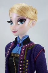 2015 Limited Edition Elsa 17'' Doll - Frozen - US Disney Store Purchase - Deboxed - Standing - Portrait Right Front View (drj1828) Tags: standing frozen us doll collectible purchase limitededition elsa disneystore 17inch posable 2015 deboxed