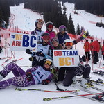 CWG Team BC Girls - day 2 PHOTO CREDIT: Julianne Zussman