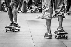 (roberto.bano) Tags: barcelona skaters