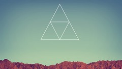 Space Wallpaper Tumblr Triangle Laptop Backgrounds (tapeper) Tags: wallpaper triangle laptop space backgrounds tumblr