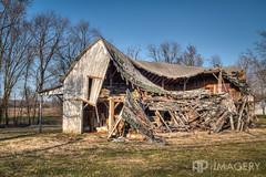 Abandoned - Barn (AP Imagery) Tags: abandoned barn rural decay farm kentucky ky country