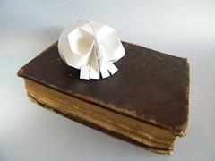 Skull - Nguyen Hung Cuong (Rui.Roda) Tags: skull origami caveira papiroflexia hung nguyen calavera cuong papierfalten