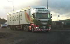 H8405 - PY64 CXT (Cammies Transport Photography) Tags: road truck energy rebecca lorry stephanie eddie cxt scania renewable admiralty esl rosyth stobart eddiestobart r450 py64 h8405 py64cxt