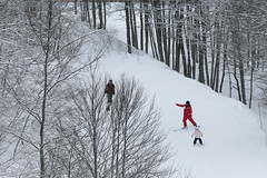La Balade (gourette domaine skiable) Tags: ski pistes gourette 2015 stationski