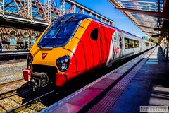 ChesterRailStation2016.07.14-21 (Robert Mann MA Photography) Tags: city summer station architecture train nightscape cheshire cities railway trains chester railwaystation trainstation thursday railways citycentre nightscapes trainstations railstation virgintrains 2016 chesterstation railstations arrivatrainswales class175 class221 supervoyager chestercitycentre class221supervoyager chesterrailstation 14thjuly2016