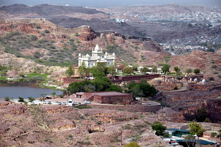 India - Rajasthan - Jodhpur - Jaswant Thada - 147