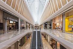 Escalator (Adam Dimech) Tags: eastlandshoppingcentre eastland shoppingcentre shoppingcenter shoppingmall mall building interior architecture ringwood melbourne victoria australia